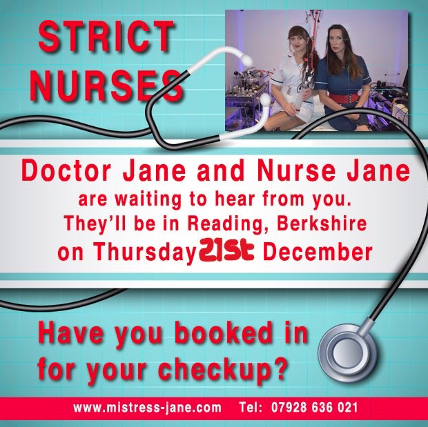 Strict-Nurses-Christmas-Party