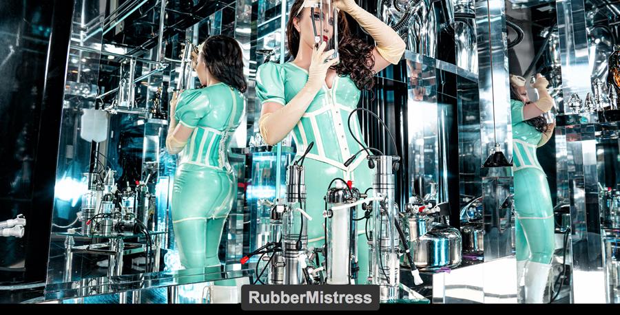 London Mistresses – Rubber Mistress Annabel